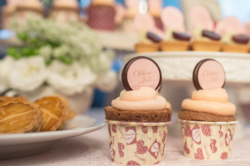 甜美氣質婚禮佈置JD Design 及甜點桌Candy Bar 好味生活Funeats  (85)