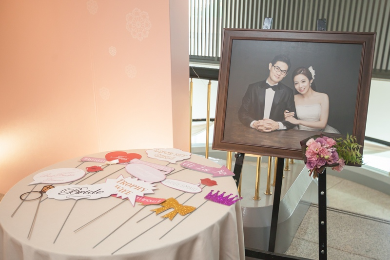 甜美氣質婚禮佈置JD Design 及甜點桌Candy Bar 好味生活Funeats  (63)