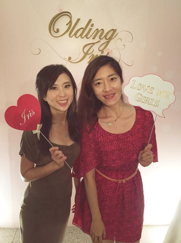 甜美氣質婚禮佈置JD Design 及甜點桌Candy Bar 好味生活Funeats  (25)