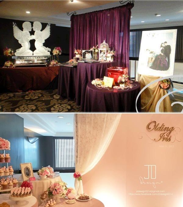 甜美氣質婚禮佈置JD Design 及甜點桌Candy Bar 好味生活Funeats  (3)-vert
