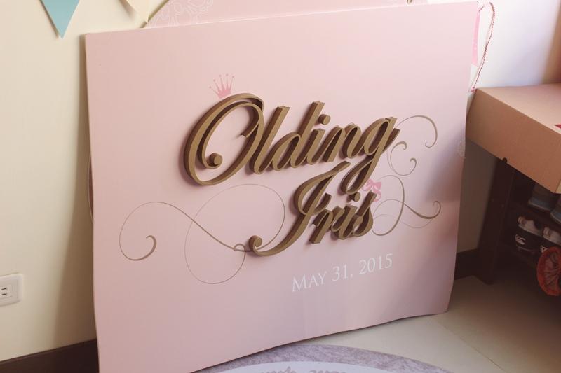 甜美氣質婚禮佈置JD Design 及甜點桌Candy Bar 好味生活Funeats  (4)