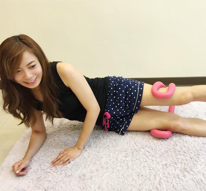 Uniqlo家居服家居褲steteco relaco短褲七分褲 (34)