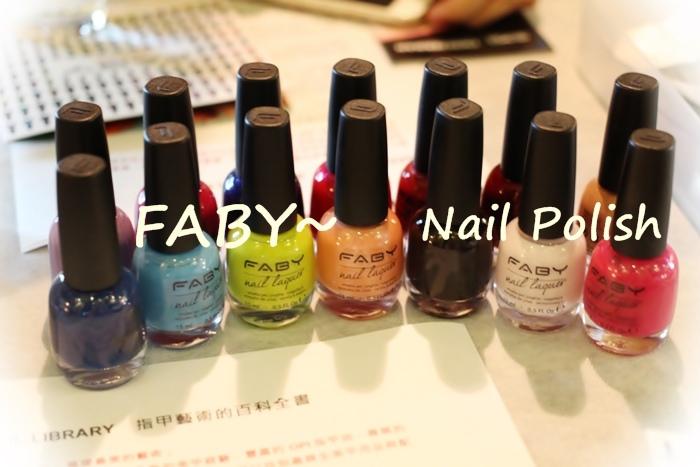 時尚熱情潮流義大利指甲油Faby nail polish-OPI代理商-Nail Library指藝圖書館 (3)