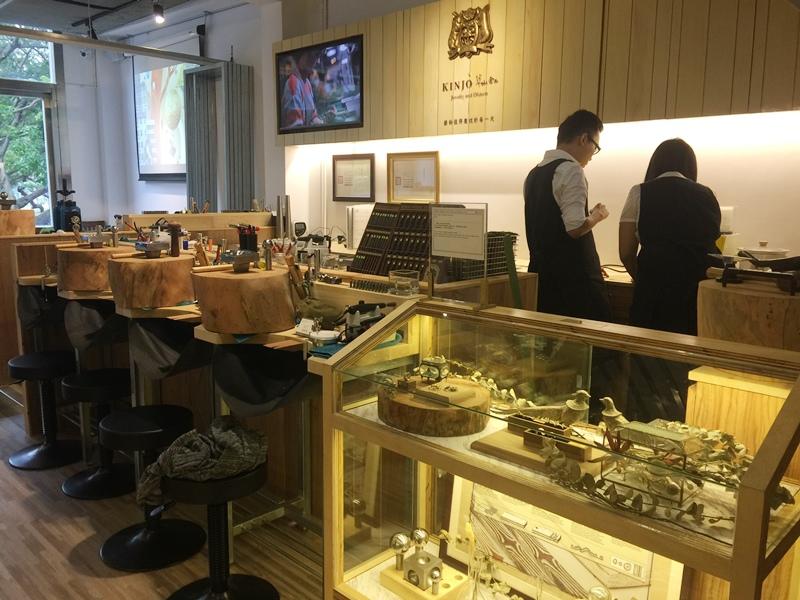 草山金工公園店 一日手作 敲敲打打金光閃閃湯匙DIY Grass Hill Jewelry KINJO CAFE慶祝咖啡店 (47)