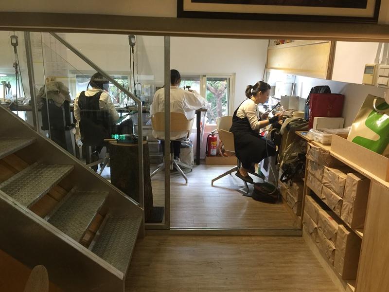 草山金工公園店 一日手作 敲敲打打金光閃閃湯匙DIY Grass Hill Jewelry KINJO CAFE慶祝咖啡店 (43)