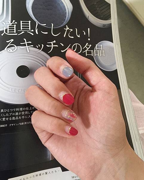 El Amor 美甲美睫沙龍-秋冬日式光療小分享 (69)