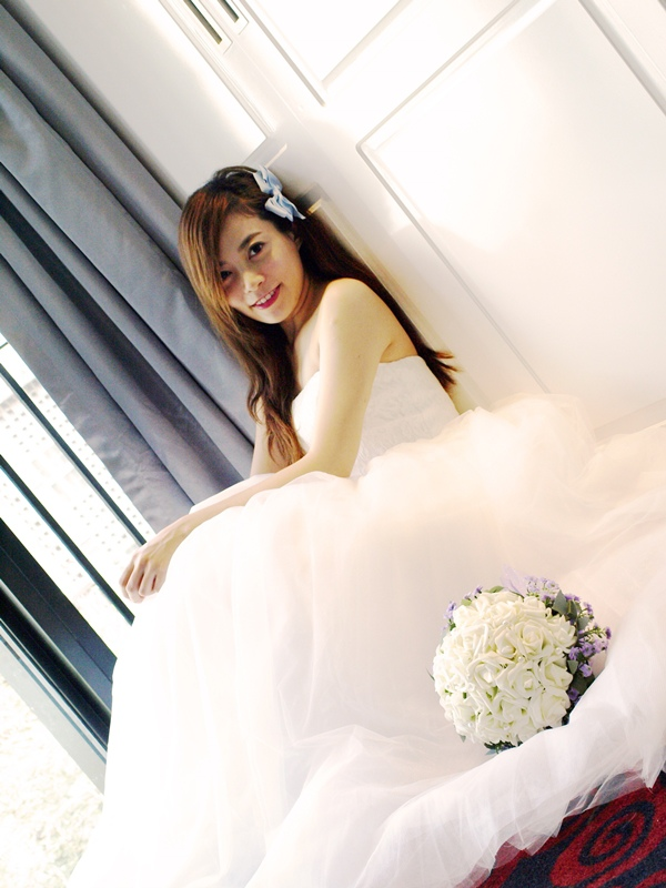 自己拍婚紗-越南自助婚紗-胡志明市粉紅教堂新定教堂西貢耶穌聖心堂拍婚紗-淘寶婚紗 (103)