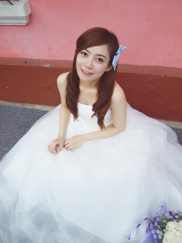 自己拍婚紗-越南自助婚紗-胡志明市粉紅教堂新定教堂西貢耶穌聖心堂拍婚紗-淘寶婚紗 (144)