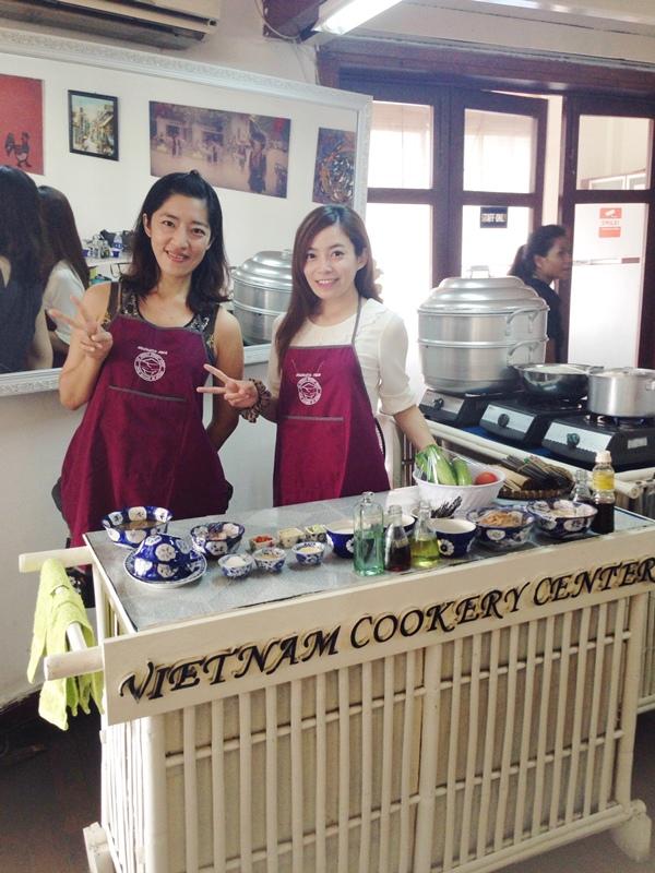 越南廚藝學院學做菜-Vietnam越南旅遊胡志明市第一郡-Vietnam Cookery Center-Cooking Class Saigon (3)