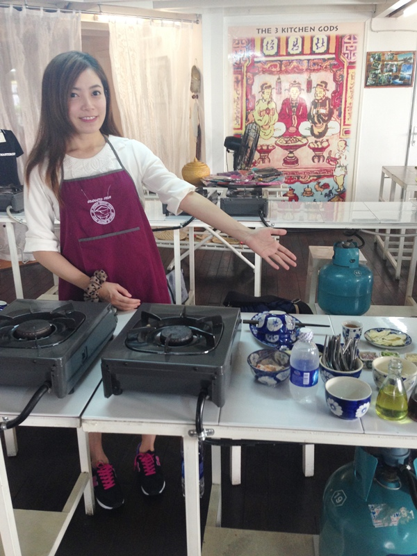 越南廚藝學院學做菜-Vietnam越南旅遊胡志明市第一郡-Vietnam Cookery Center-Cooking Class Saigon (2)