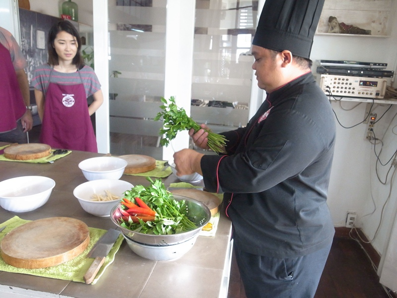 越南廚藝學院學做菜-Vietnam越南旅遊胡志明市第一郡-Vietnam Cookery Center-Cooking Class Saigon (77)