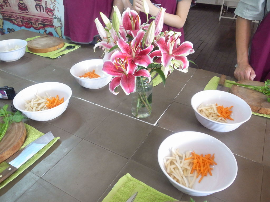 越南廚藝學院學做菜-Vietnam越南旅遊胡志明市第一郡-Vietnam Cookery Center-Cooking Class Saigon (81)