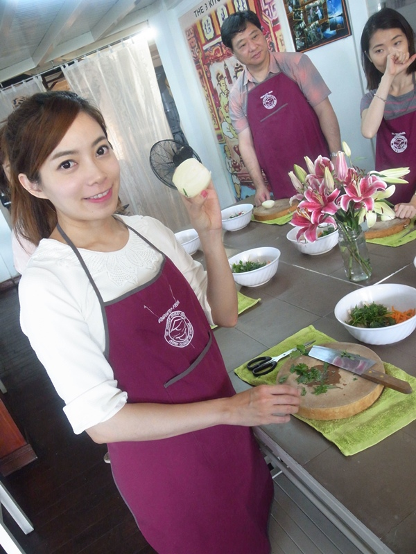 越南廚藝學院學做菜-Vietnam越南旅遊胡志明市第一郡-Vietnam Cookery Center-Cooking Class Saigon (18)