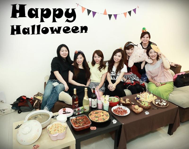 Daiso大創好物-Party小道具小餐具-halloween萬聖節party辦趴potluck (1)