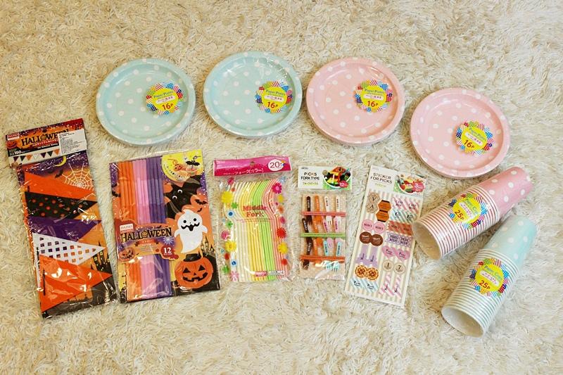 Daiso大創好物-Party小道具小餐具-halloween萬聖節party辦趴potluck (24)