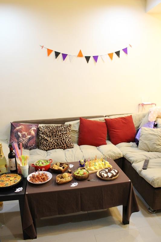 Daiso大創好物-Party小道具小餐具-halloween萬聖節party辦趴potluck (77)