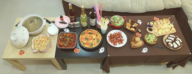 Daiso大創好物-Party小道具小餐具-halloween萬聖節party辦趴potluck (9)