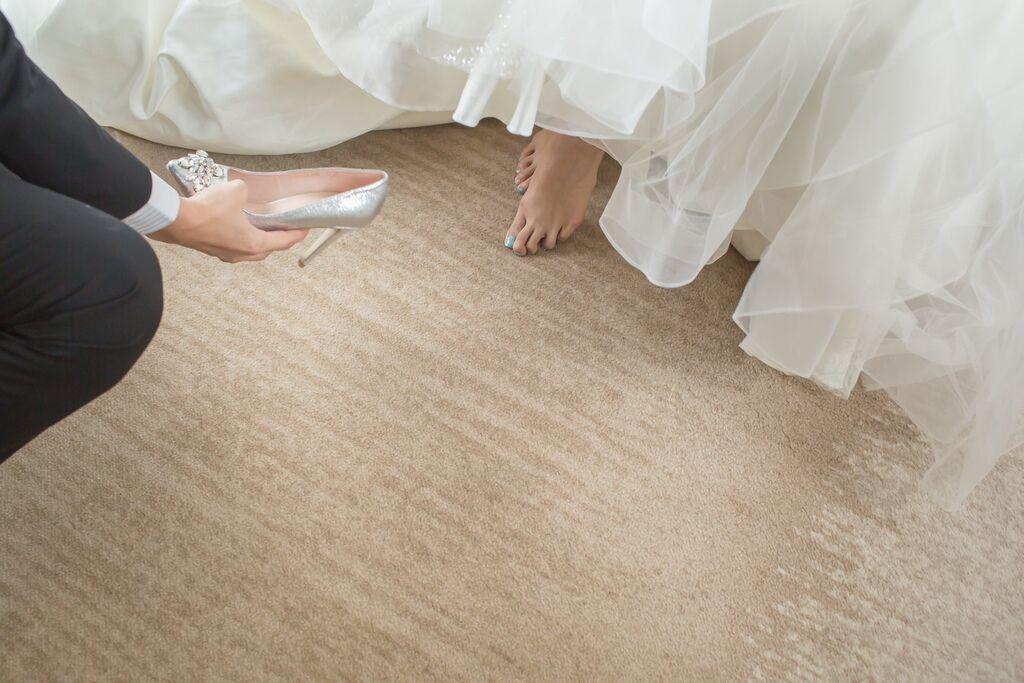 晶華夢幻婚禮Wedding 婚禮造型三套白紗婚紗禮服-攝影婚攝之玲-新秘Bona (26)