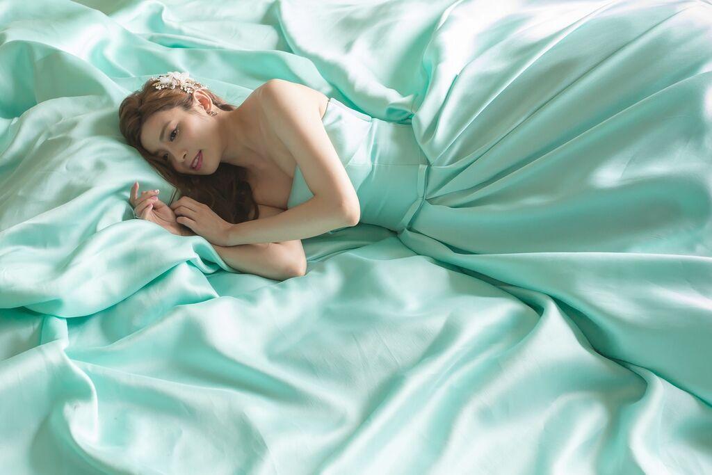 晶華夢幻婚禮Wedding 婚禮造型三套白紗婚紗禮服-攝影婚攝之玲-新秘Bona (64)