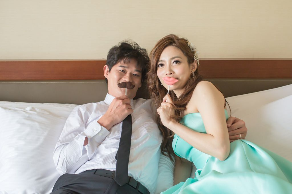 晶華夢幻婚禮Wedding 婚禮造型三套白紗婚紗禮服-攝影婚攝之玲-新秘Bona (67)