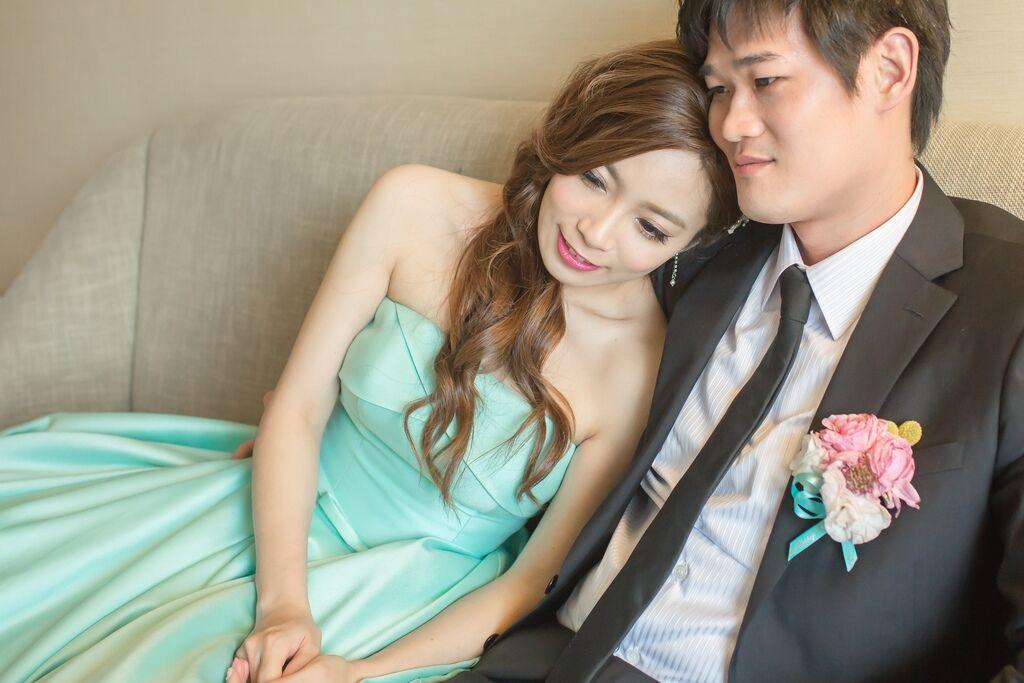 晶華夢幻婚禮Wedding 婚禮造型三套白紗婚紗禮服-攝影婚攝之玲-新秘Bona (53)