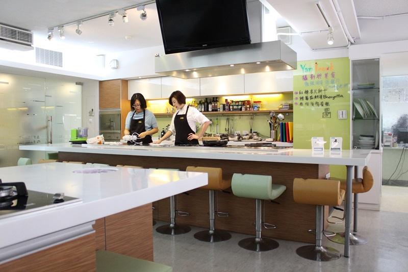Niceday玩體驗-Yamicook 強振國 x 張馨月,今天下午茶我做我拍照-廚藝課程體驗+手機攝影教學 (2)
