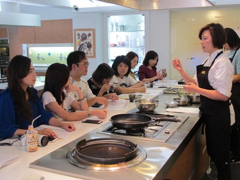 Niceday玩體驗-Yamicook 強振國 x 張馨月,今天下午茶我做我拍照-廚藝課程體驗+手機攝影教學 (16)