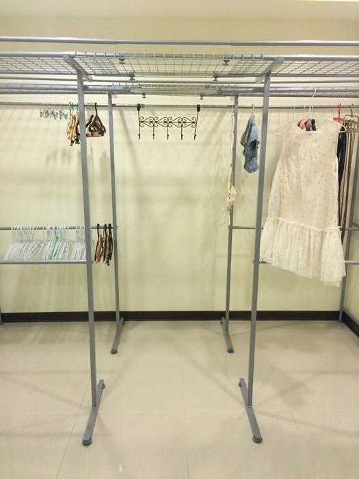 低成本簡易更衣間walkin closet-1 (1)