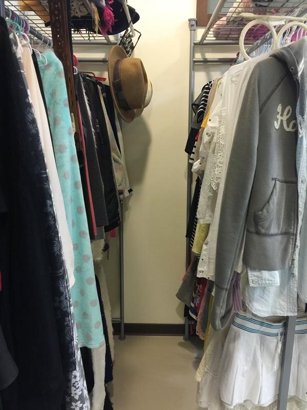 低成本簡易更衣間walkin closet (11)