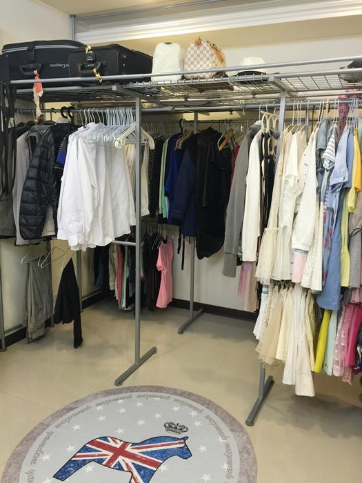 低成本簡易更衣間walkin closet (3)
