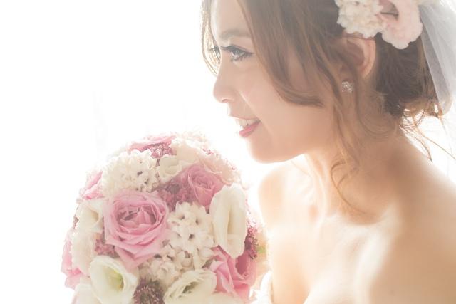 晶華夢幻婚禮-我的夢幻捧花 (15)