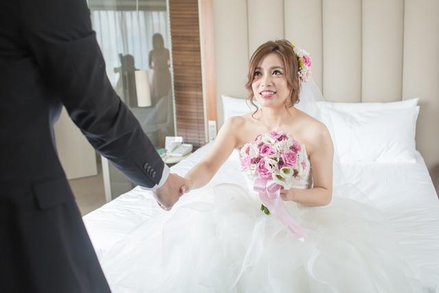 晶華夢幻婚禮-我的夢幻捧花 (9)