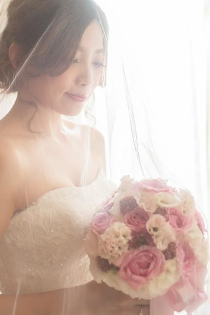 晶華夢幻婚禮-我的夢幻捧花 (14)