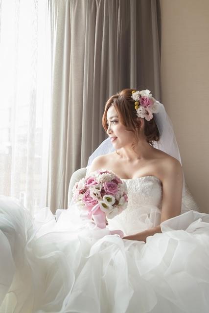 晶華夢幻婚禮-我的夢幻捧花 (28)