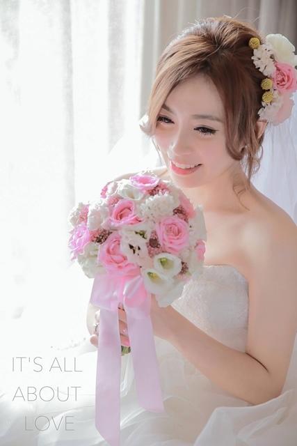 晶華夢幻婚禮-我的夢幻捧花 (5)