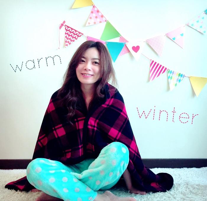 Uniqlo 來台五周年感謝祭-敗家戰利品-兩用披毯無痕內褲 (45)