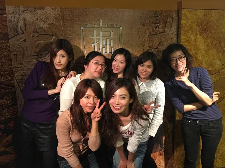 真人實境密室逃脫遊戲-掘-玩笑實驗室wanxiao lab-化身印第安那瓊斯-考古-金字塔-法老-終極體力大考驗 (43)