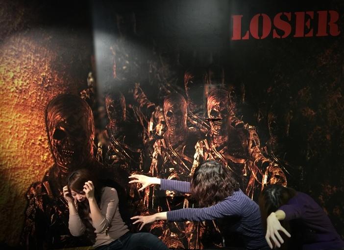 真人實境密室逃脫遊戲-掘-玩笑實驗室wanxiao lab-化身印第安那瓊斯-考古-金字塔-法老-終極體力大考驗 (26)