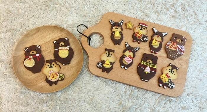 糖霜餅乾-動物手工餅乾-聖誕節-JMI手作烘培-Niceday-廚藝教室 (72)