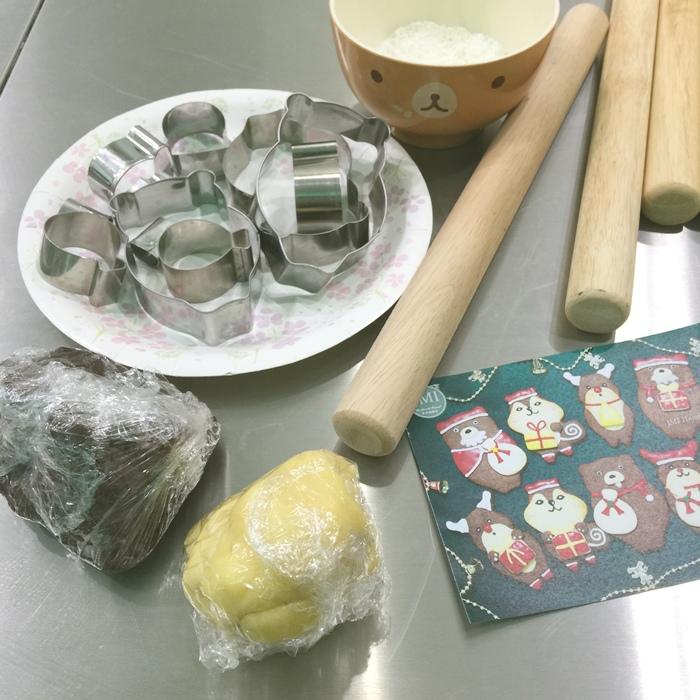 糖霜餅乾-動物手工餅乾-聖誕節-JMI手作烘培-Niceday-廚藝教室 (63)