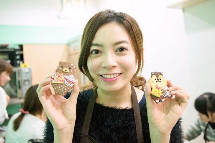 糖霜餅乾-動物手工餅乾-聖誕節-JMI手作烘培-Niceday-廚藝教室 (55)