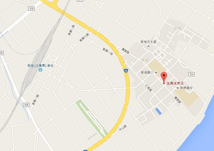 花蓮太魯閣必吃-佳興冰果店檸檬汁-新城興田小吃 (100)