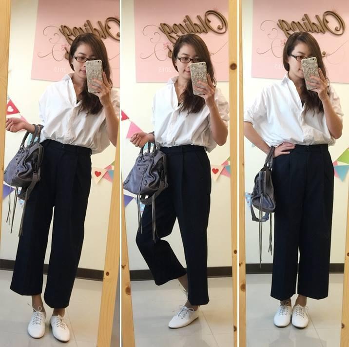 淘寶買衣服-supernini獨家定製-nini家-皮裙寬褲襯衫 (26)