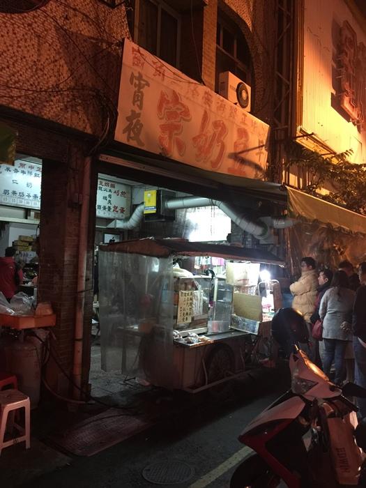 豆奶宗-台南小吃美食宵夜推薦-中西區-古早味早餐 (3)