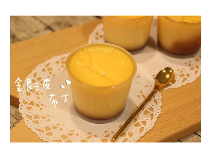 台南美食小吃推薦-古早味銀波布丁-正老牌銀波布丁-老店布丁 (1)