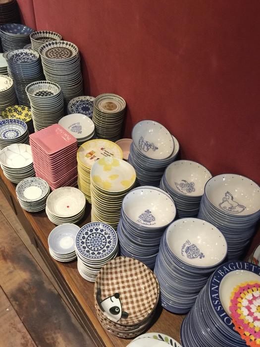 台南-餐桌上的鹿早-生活食器-日式碗盤餐盤專賣-衛民街 (14)