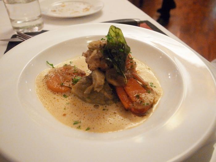 越南旅遊胡志明市自助旅行必吃法國料理推薦法國餐廳trois gourmands 3G法國料理超威甜點美食起司 (96)