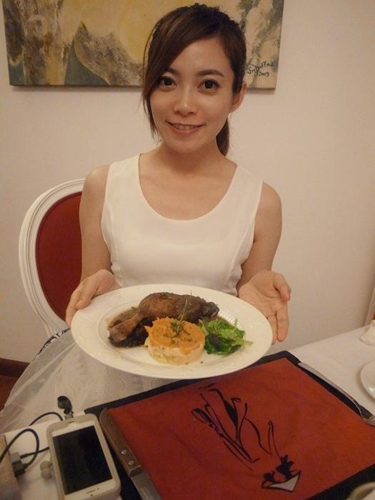 越南旅遊胡志明市自助旅行必吃法國料理推薦法國餐廳trois gourmands 3G法國料理超威甜點美食起司 (105)
