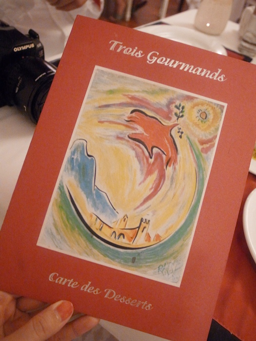 越南旅遊胡志明市自助旅行必吃法國料理推薦法國餐廳trois gourmands 3G法國料理超威甜點美食起司 (115)