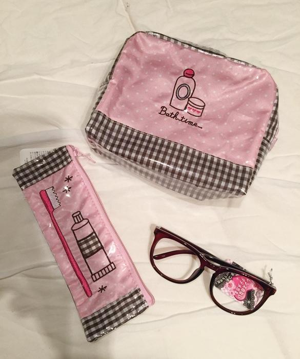 東京旅遊自助旅行-代官山CouCou 315円均一價粉紅可愛雜或小店+戰利品 (5)